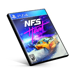 Need For Speed Heat - PS4 Mídia Digital
