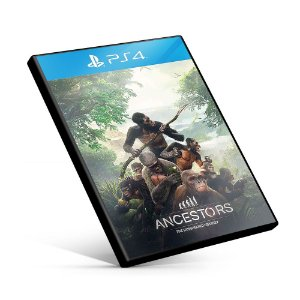ANCESTORS THE HUMANKIND ODYSSEY - PS4 PSN MÍDIA DIGITAL