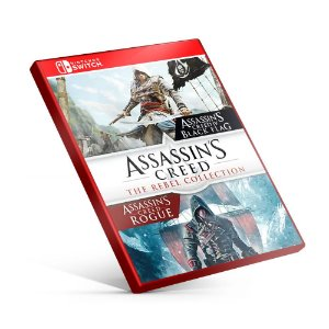 Assassin's Creed The Rebel Collection - Nintendo Switch Mídia Digital