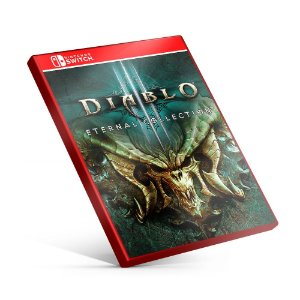 Diablo III Eternal Collection - Nintendo Switch Mídia Digital