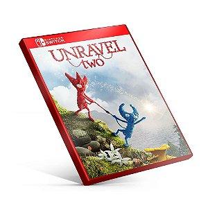 Unravel Two - Nintendo Switch Mídia Digital