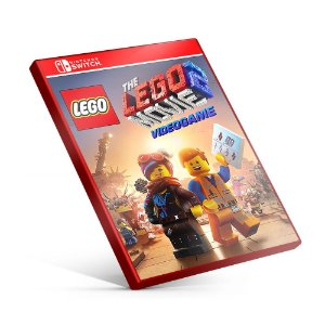 The LEGO Movie 2 Videogame - Nintendo Switch Mídia Digital