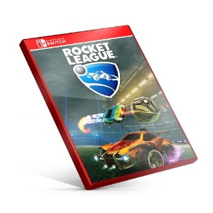 Rocket League - Nintendo Switch Mídia Digital