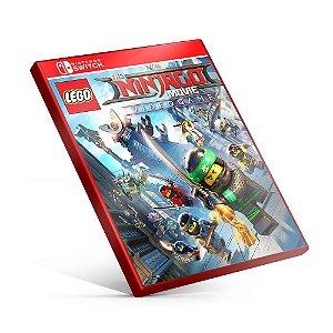 LEGO NINJAGO Movie Video Game - Nintendo Switch Mídia Digital