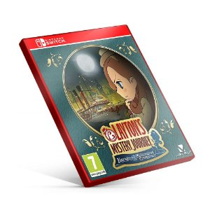 LAYTON'S MYSTERY JOURNEY Katrielle and the Millionaires' Conspiracy - Nintendo Switch Mídia Digital