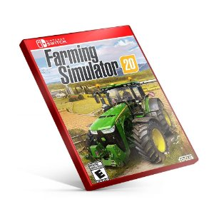 Farming Simulator 2020 - Nintendo Switch Mídia Digital