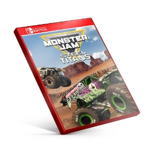 Monster Jam Steel Titans - Nintendo Switch Mídia Digital