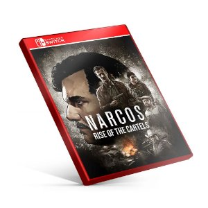 Narcos Rise of the Cartels - Nintendo Switch Mídia Digital