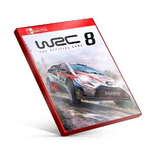 WRC 8 FIA World Rally Championship - Nintendo Switch Mídia Digital