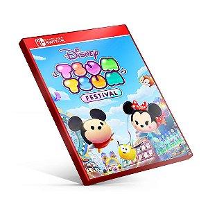 Disney TSUM TSUM FESTIVAL - Nintendo Switch Mídia Digital