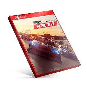 Super Street Racer - Nintendo Switch Mídia Digital