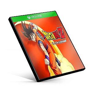 DRAGON BALL Z: KAKAROT Xbox One Código 25 Dígitos