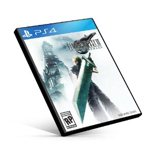 FINAL FANTASY VII REMAKE - PS4 Mídia Digital