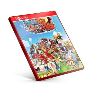 ONE PIECE: Unlimited World Red Deluxe Edition - NINTENDO SWITCH MÍDIA DIGITAL