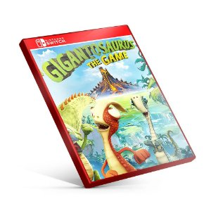 Gigantosaurus The Game - Nintendo Switch Mídia Digital