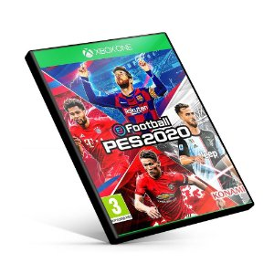 PES PRO EVOLUTION SOCCER 2020  - Xbox One Midia Digital