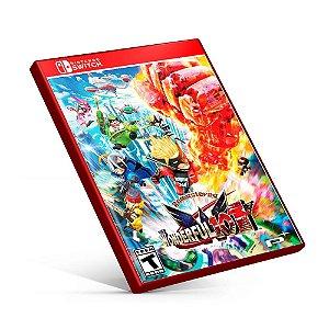 The Wonderful 101: Remastered - Nintendo Switch Mídia Digital