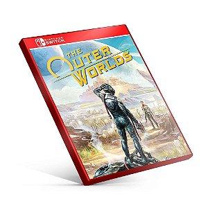 The Outer Worlds - Nintendo Switch Mídia Digital