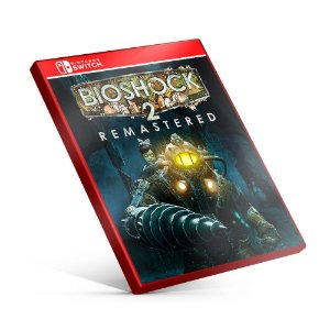 BioShock 2 Remastered - Nintendo Switch Mídia Digital