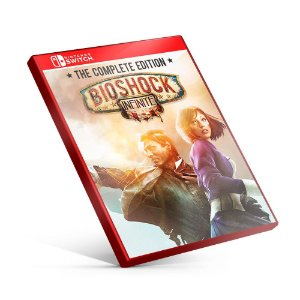BioShock Infinite The Complete Edition - Nintendo Switch Mídia Digital