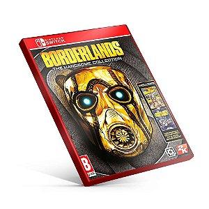Borderlands: The Handsome Collection - Nintendo Switch Mídia Digital