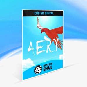 Aery - A Aventura do Pequeno Pássaro - Xbox One Código 25 Dígitos