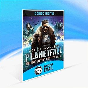 Age of Wonders: Planetfall Deluxe Edition Content - Xbox One Código 25 Dígitos