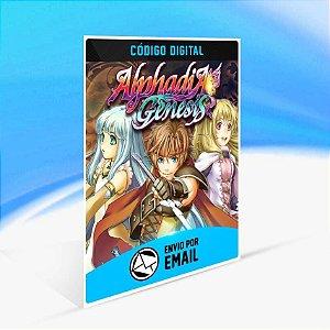 Alphadia Genesis - Xbox One Código 25 Dígitos
