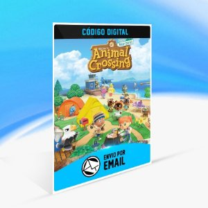 Animal Crossing  New Horizons - Nintendo Switch Código 16 Dígitos