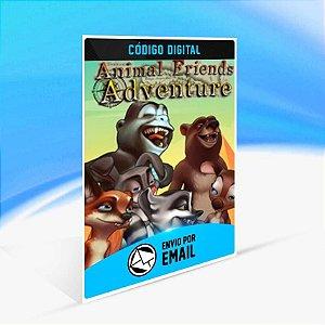 Animal Friends Adventure - Xbox One Código 25 Dígitos