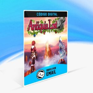 Antiquia Lost - Xbox One Código 25 Dígitos