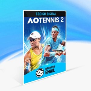 AO Tennis 2 - Xbox One Código 25 Dígitos