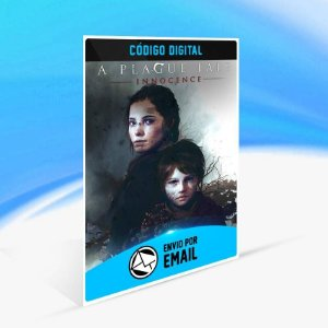 A Plague Tale: Innocence - Xbox One Código 25 Dígitos