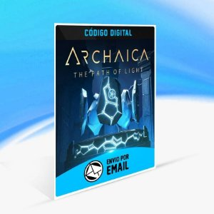 Archaica: The Path Of Light - Xbox One Código 25 Dígitos
