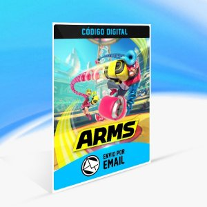 Arms - Nintendo Switch Código 16 Dígitos