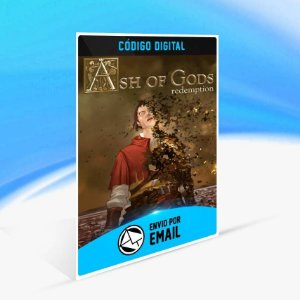 Ash of Gods Redemption - Xbox One Código 25 Dígitos