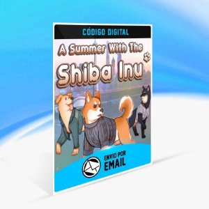 A Summer with the Shiba Inu - Xbox One Código 25 Dígitos