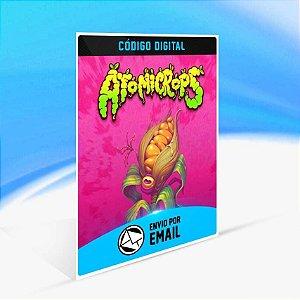 Atomicrops - Xbox One Código 25 Dígitos