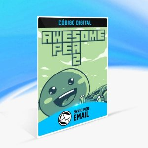 Awesome Pea 2 - Xbox One Código 25 Dígitos