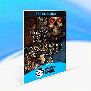 Baldur's Gate and Baldur's Gate II: Enhanced Editions - Xbox One Código 25 Dígitos