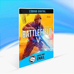 Battlefield V Edição Ano 2 - Xbox One Código 25 Dígitos