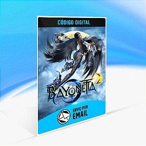 Bayonetta 2 - Nintendo Switch Código 16 Dígitos