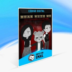 Bear With Me: The Complete Collection - Xbox One Código 25 Dígitos