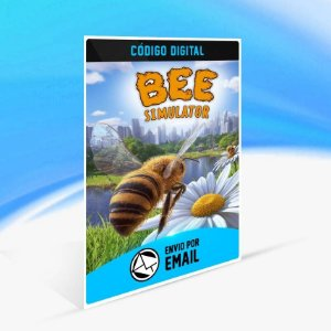 Bee Simulator - Xbox One Código 25 Dígitos