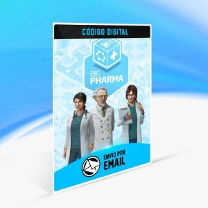 Big Pharma - Xbox One Código 25 Dígitos