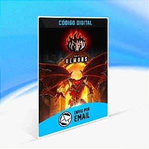 Book of Demons - Xbox One Código 25 Dígitos