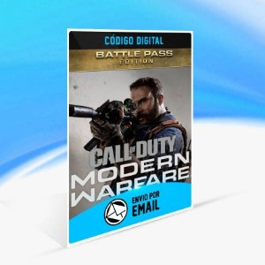 Call of Duty: Modern Warfare - Ed. Pase de batalla - Xbox One Código 25 Dígitos