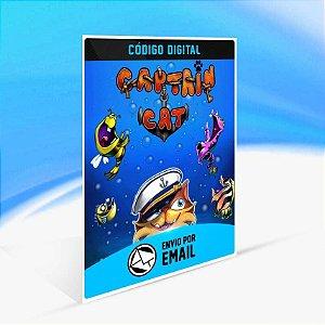 Captain Cat - Xbox One Código 25 Dígitos