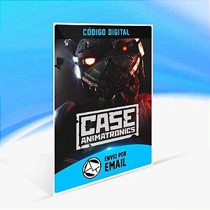 CASE: Animatronics - Xbox One Código 25 Dígitos
