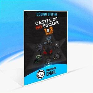 Castle of no Escape 1+2 Bundle - Xbox One Código 25 Dígitos
